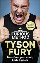 Tyson Fury book The Furious Method