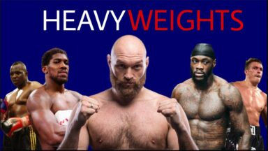 Boxing Heavyweight Rankings