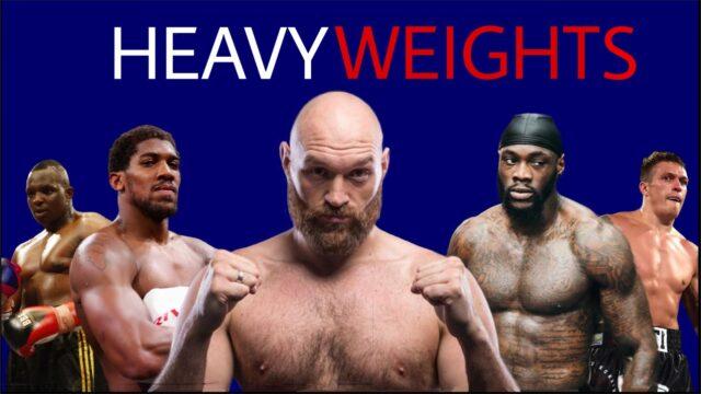 Boxing Heavyweight Rankings