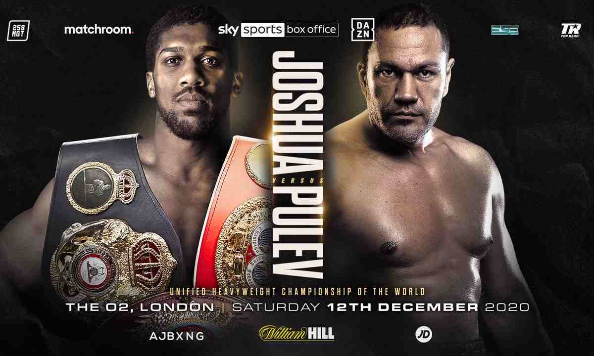 Anthony Joshua vs Pulev Eddie Hearn nervous