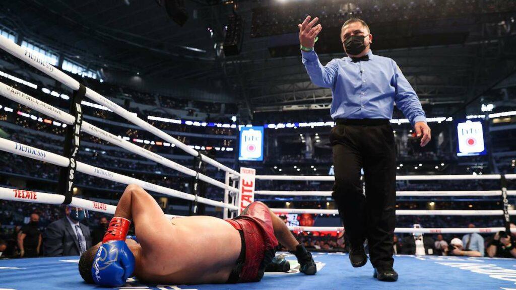 Nagy Aguilera vs Frank Sanchez