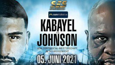 Agit Kabayel vs Kevin Johnson