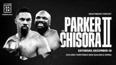 Joseph Parker vs Derek Chisora 2
