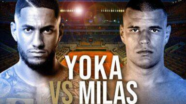 Tony Yoka vs Petar Milas